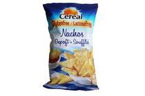 cereal gepofte nachos