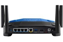 linksys wi fi router wrt1900acs dual band gigabit