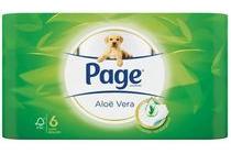 page aloe vera toiletpapier