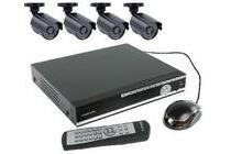 konig dvr45 beveiliging camera opnameset