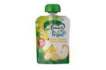 olvarit friends appel en banaan