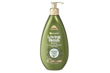 loving blends mythische olijf bodymilk