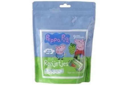 peppa pig rozijntjes
