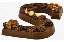 elvee luxe chocoladeletter