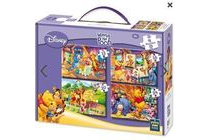 disney puzzelbox 4 in 1