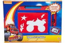 blaze en de monsterwielen magnetisch tekenbord