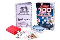 100 kaart en dobbelspellen