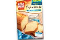 koopmans mix voor yoghurtcake met een vleugje citroen