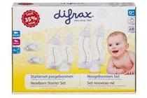 difrax starterset pasgeborenen