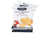 deluxe crunchy chips