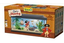 tetra capt n sharky complete piratenwereld set aquariums