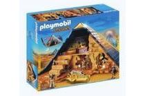 playmobil pyramide van de farao 5386