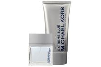 michael kors extreme blue gratis body wash