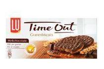 lu time out choco voordeelpak