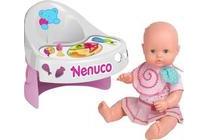 babypop met poppenstoel eur32 50