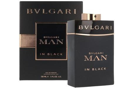 bvlgari man in black eau de parfum 150 ml