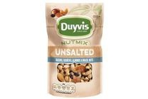 duyvis nutmix unsalted mix rozijnen