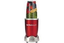 magic bullet blender nutribullet red