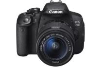 canon spiegelreflexcamera eos 700d