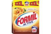 formil active xxl amber flower