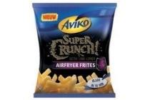 aviko super crunch airfryer frites