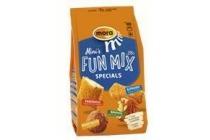 mora fun mix mini s specials