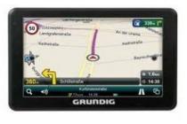 grundig navigatiesysteem