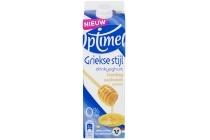 optimel drinkyoghurt griekse stijl honing walnoot
