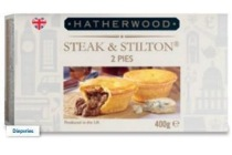 steak en stilton pie