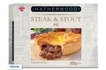 steak en stout pie