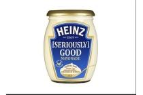 heinz mayonaise
