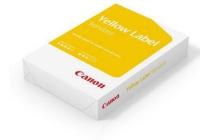 canon a4 papier yellow label