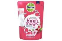 dettol foam magic navulling