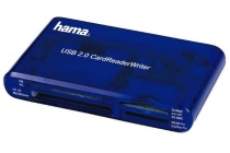 hama usb 2 0 multi card reader kaartlezer
