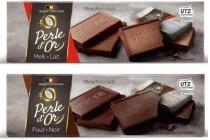 mini chocoladetabletten