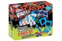 grafix graffiti stencil kit