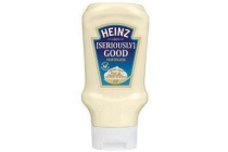 heinz seriously good mayonnaise knijpfles