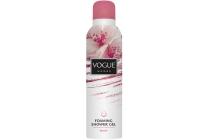 vogue enjoy shower foam