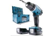 makita accuboormachine 14 4 volt met 51 delige accessoireset