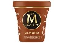 magnum tubs almond