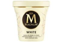 magnum tubs white