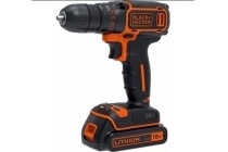 black en decker accuschroef boormachine