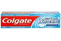 colgate tandpasta clean whitening