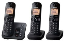 panasonic dect telefoon kx tgc223nl triple