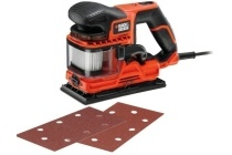black decker vlakschuurmachine ka330e qs