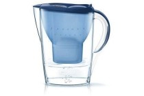 brita waterfilterkan aluna cool blauw 2 4l