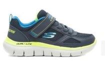 skechers sneaker blauw