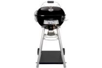 outdoorchef leon 570 g gasbarbecue zwart