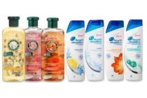 head en shoulders en herbel essences assortiment
