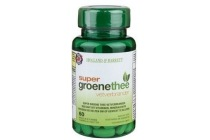 holland en barrett super groene thee vetverbrander